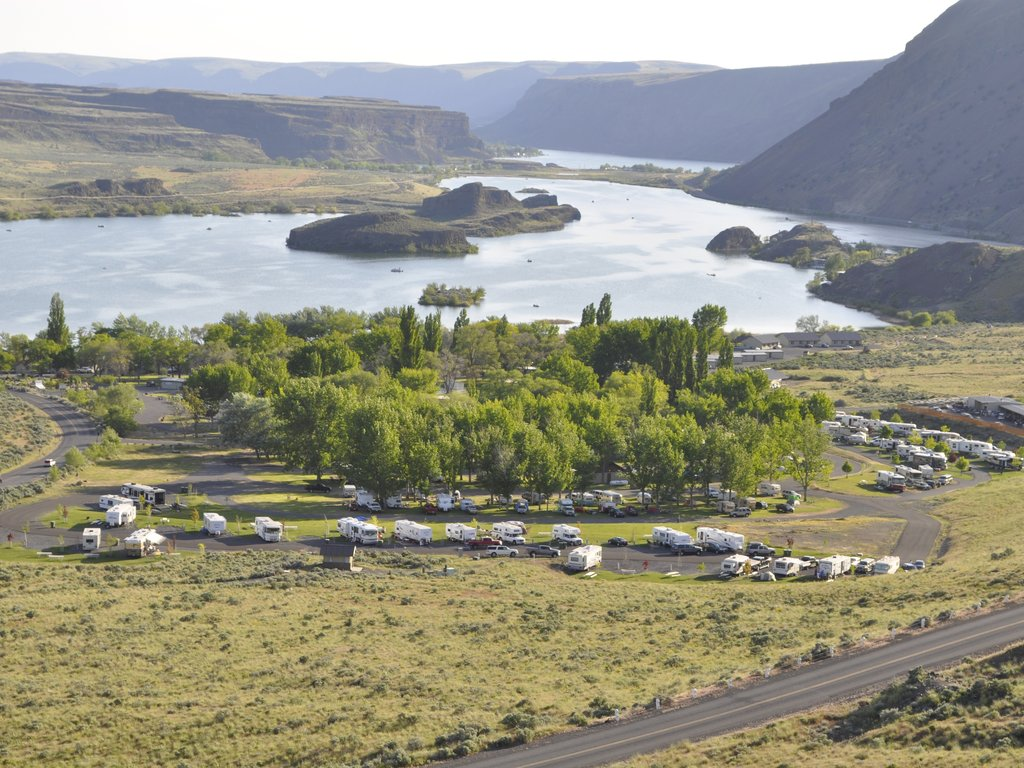 Rv Park Overlook