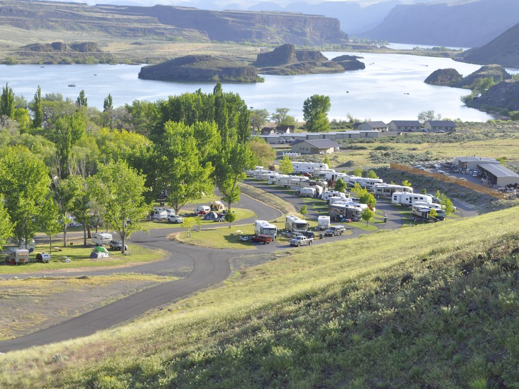 Rv Park Plateau Sites