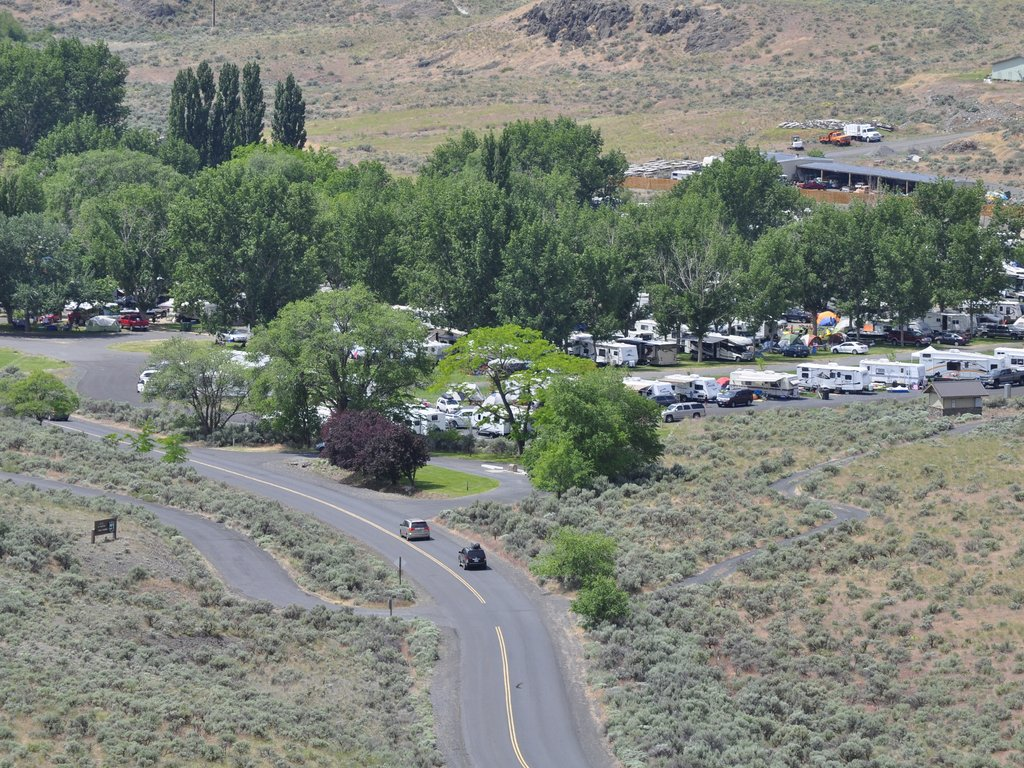 Rv Park Ridge Sites