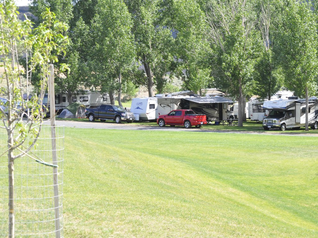 Rv Park Upper Playfield